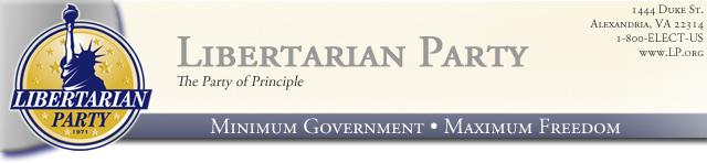 Libertarian logo
