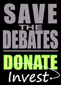 Savethedebates