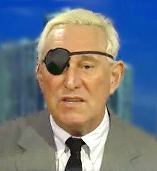 Roger Stone Pirate