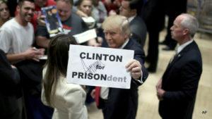 Clinton for Prison