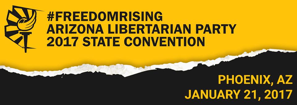 Arizona and libertarian singles Maricopa County Libertarian Party, The Party of Principle